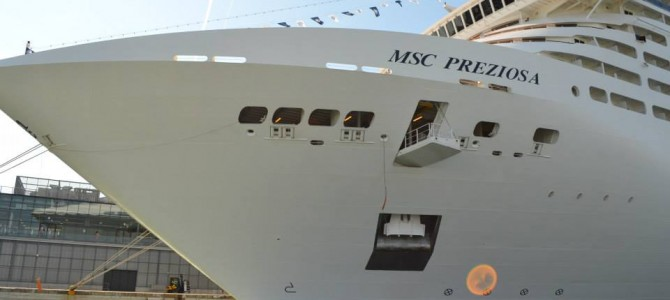 Our 2nd Cruise vacation – MSC Preziosa – The Movie