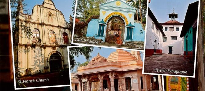 Cochi, India – Self Sent Postcard