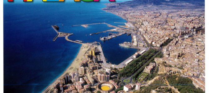 Malaga Postcard – From Rania