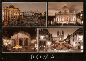 Roma - Front
